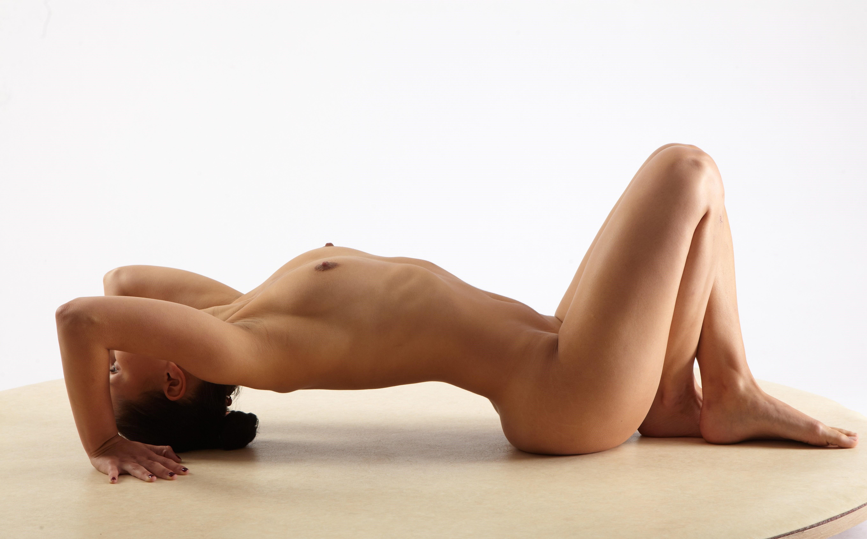 Nude models for artist