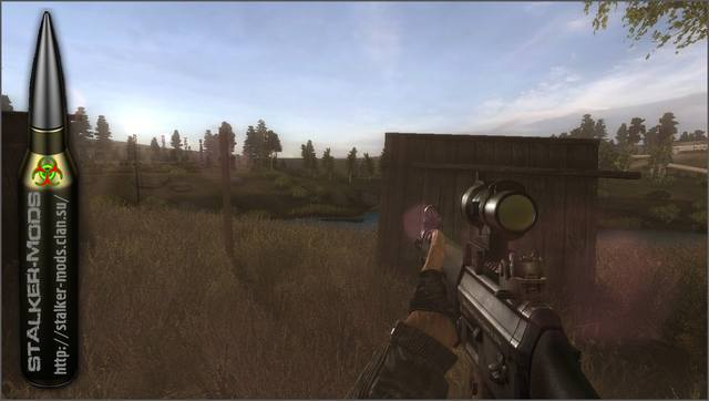 S.T.A.L.K.E.R. Call of Pripyat Weapon Pack 2.0......