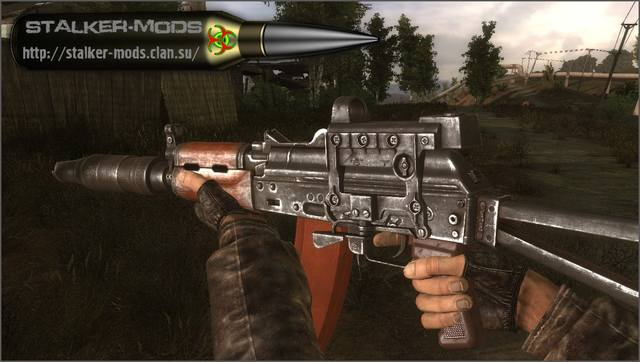 S.T.A.L.K.E.R. Call of Pripyat Weapon Pack 2.0