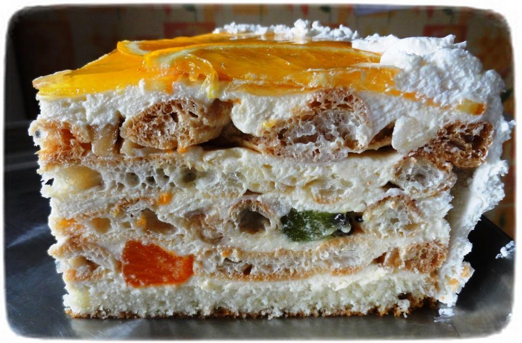 торт тропиканка рецепт с фото пошагово тройничного