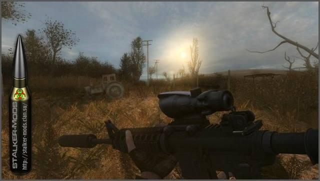 Адаптация Original Weapons Renewal 2.1.5..