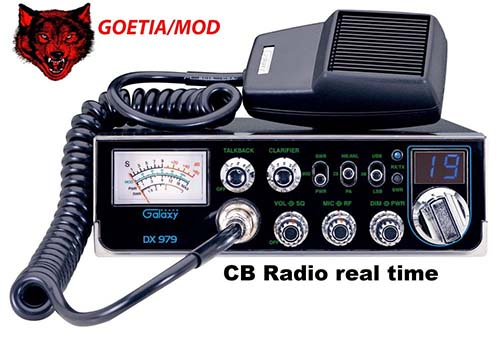 CB Radio Real Time
