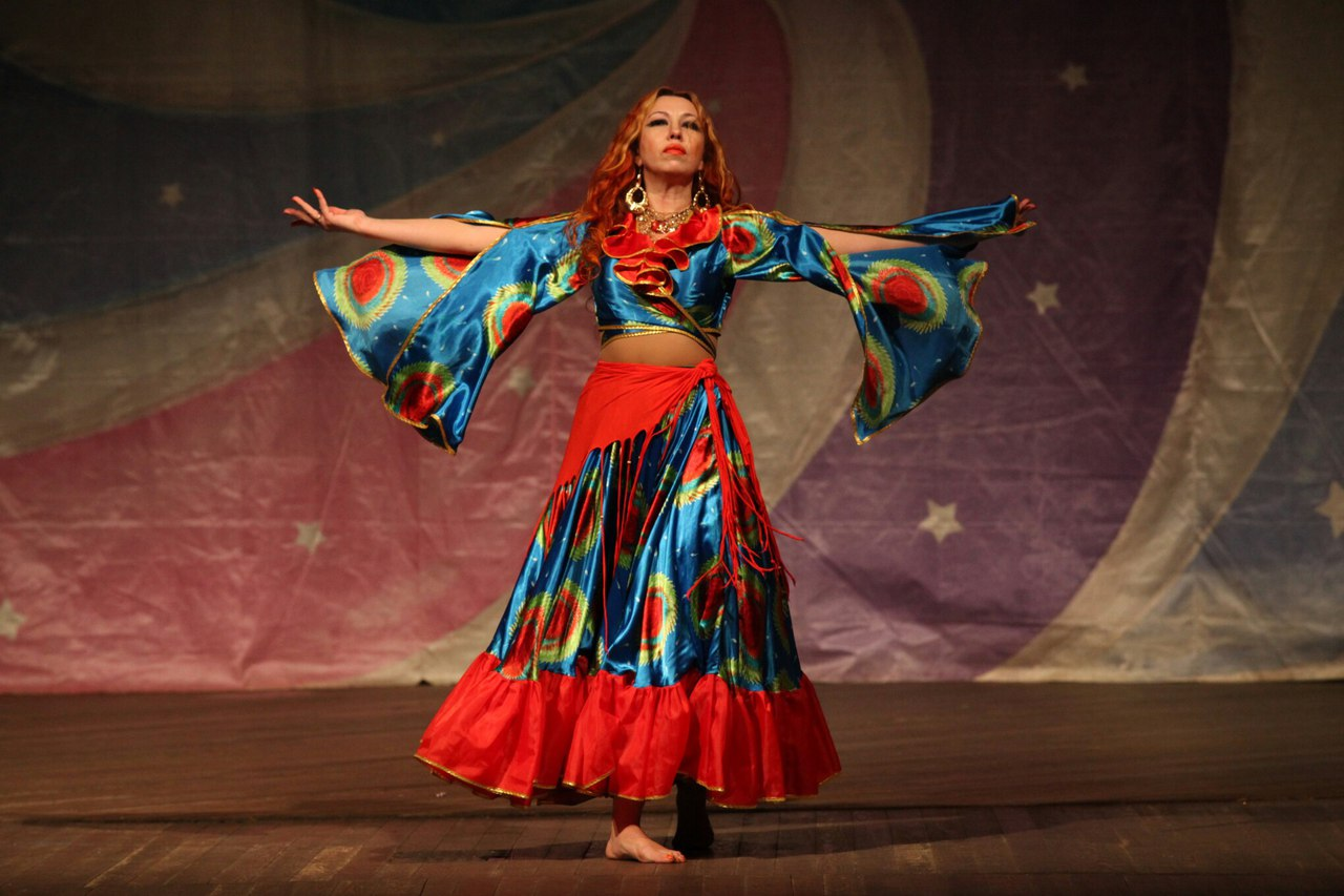 танец цыган картинки выбор сделан