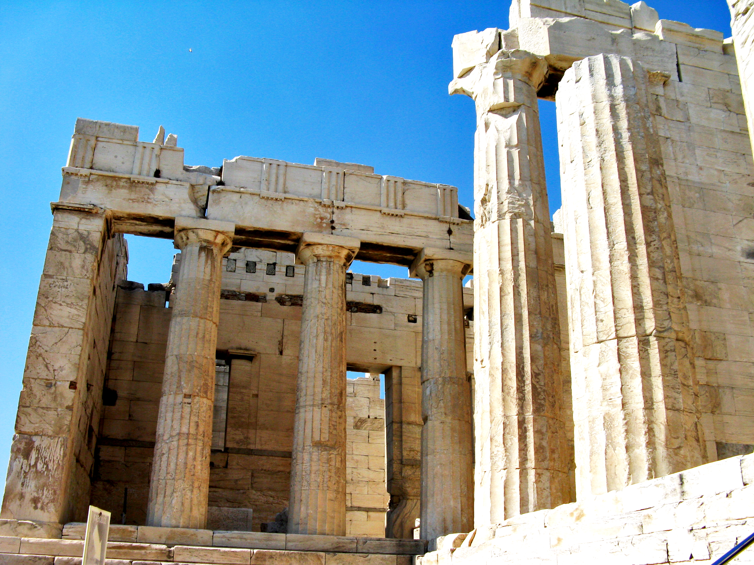 пропилеи афинского акрополя картинки скорее всего