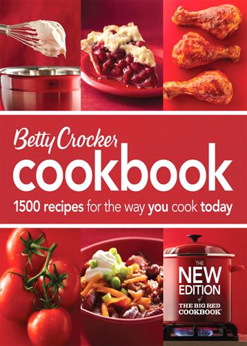 [Betty Crocker] Betty Crocker - Cookbooks / Кулинарные книги Бетти Крокер, 52 издания [1961-2017, AZW3 / EPUB / PDF, ENG], обновлено 21.07.2017