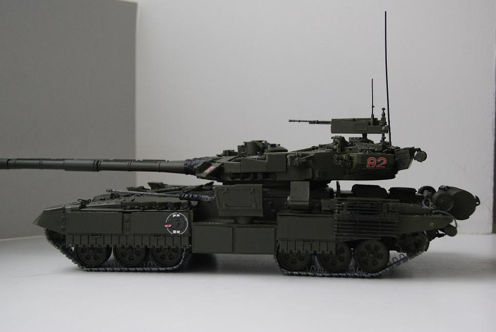 """Танк Т-145 типа """"Молот"""", масштаб 1\35, конверсия-самоделка 18377928"""