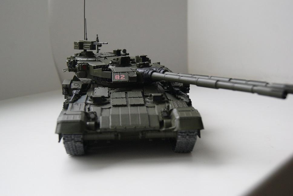 """Танк Т-145 типа """"Молот"""", масштаб 1\35, конверсия-самоделка 18377926"""