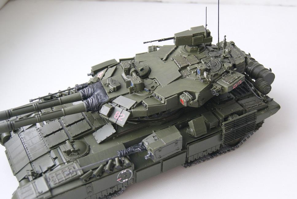 """Танк Т-145 типа """"Молот"""", масштаб 1\35, конверсия-самоделка 18377937"""