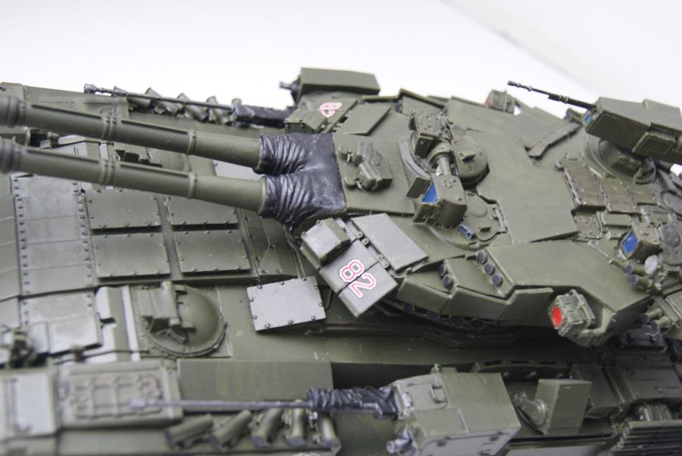 """Танк Т-145 типа """"Молот"""", масштаб 1\35, конверсия-самоделка 18377934"""