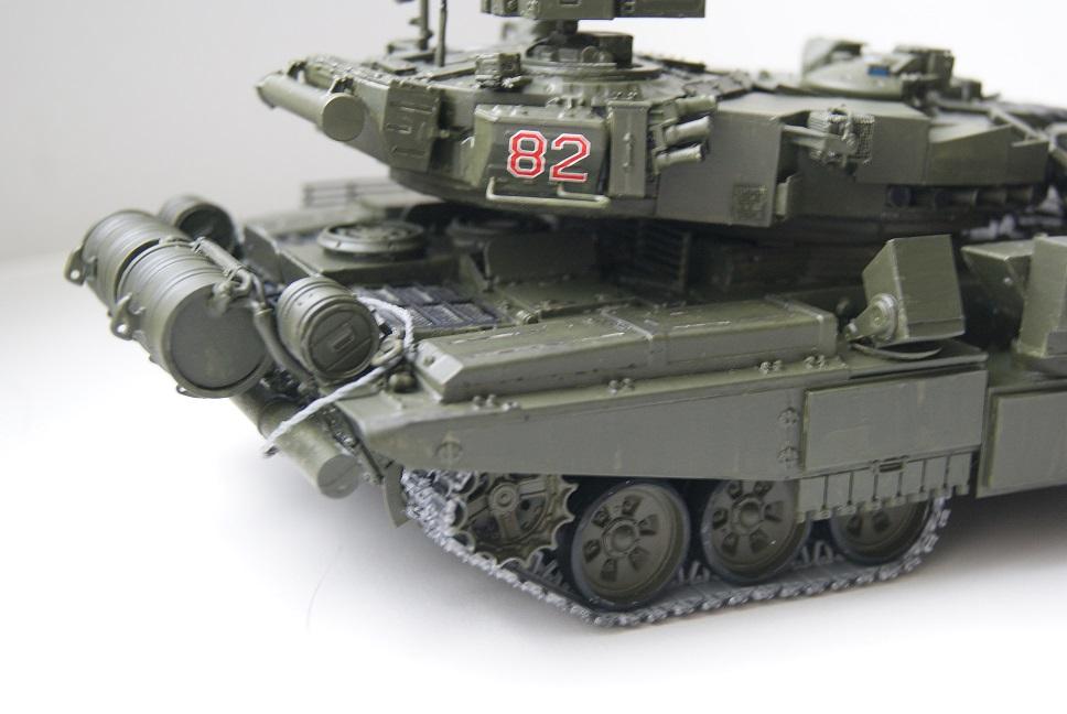 """Танк Т-145 типа """"Молот"""", масштаб 1\35, конверсия-самоделка 18377931"""