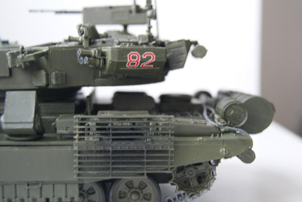 """Танк Т-145 типа """"Молот"""", масштаб 1\35, конверсия-самоделка 18377935"""