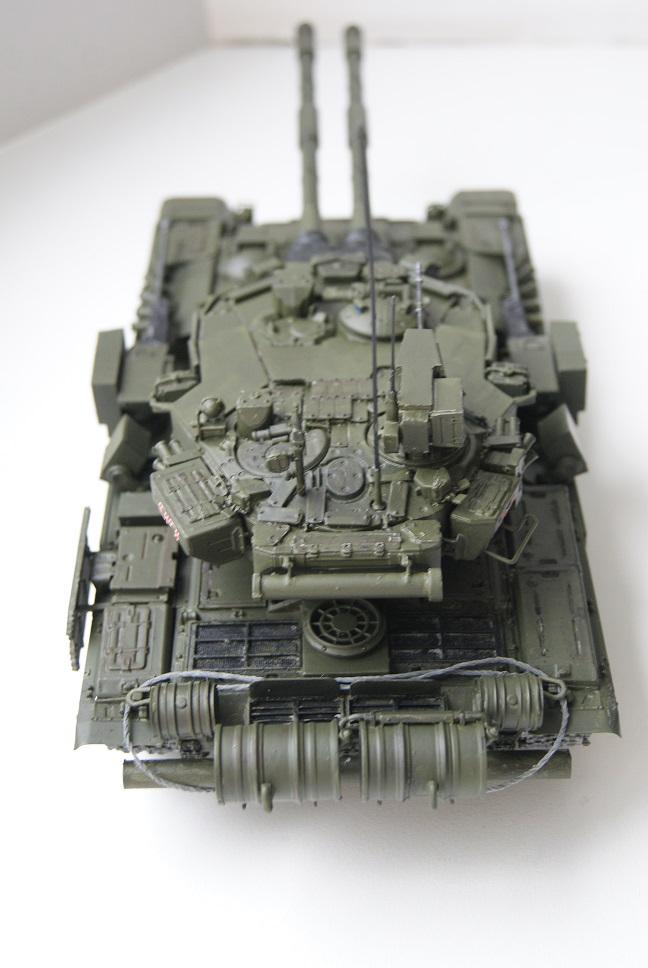 """Танк Т-145 типа """"Молот"""", масштаб 1\35, конверсия-самоделка 18377933"""