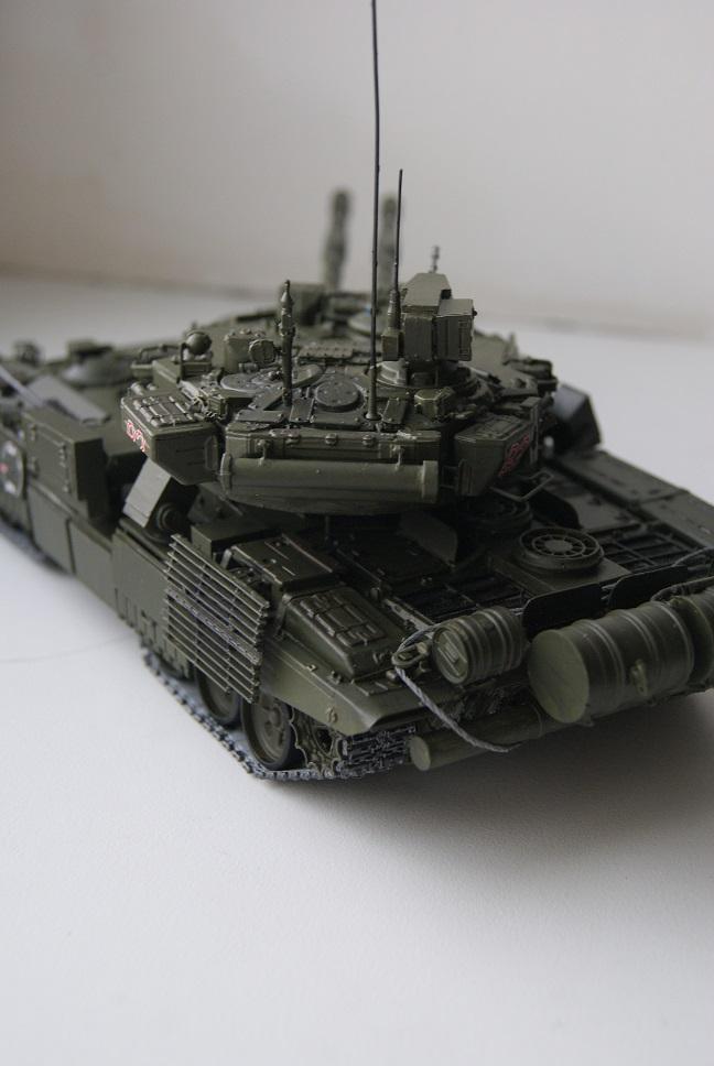 """Танк Т-145 типа """"Молот"""", масштаб 1\35, конверсия-самоделка 18377994"""