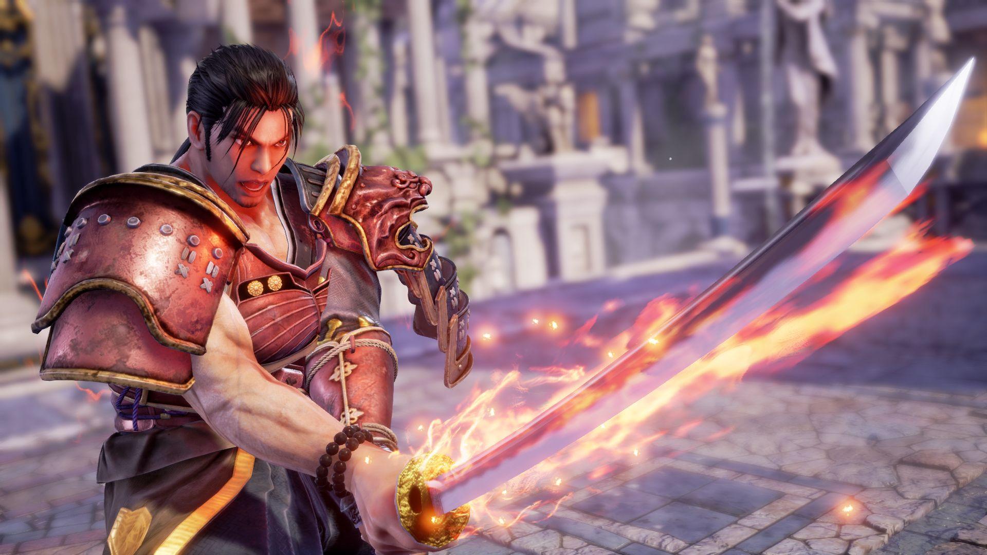 Софития и Мицуруги сражаются на новых скриншотах SoulCalibur 6