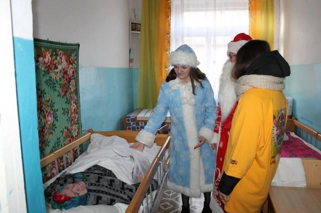 Дом престарелых в житковичах дом-интернат отделение милосердия для престарелых и инвалидов - положение