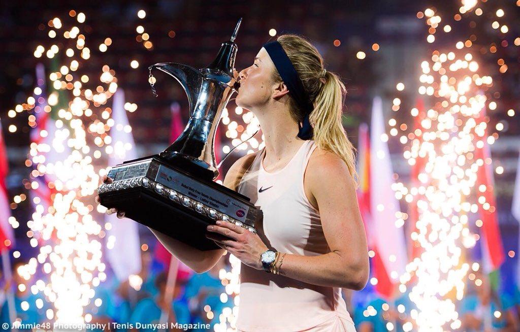 Победительницы турниров WTA -2018 20752042