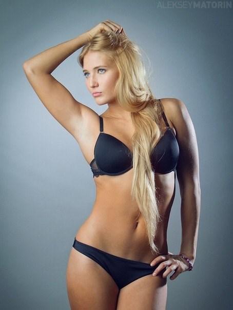 Самая сексуальная спортсменка ММА в России