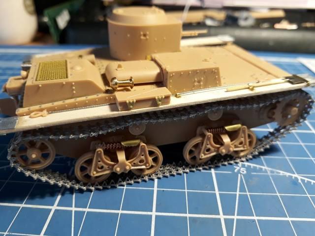 Плавающий танк Т-38 ГОТОВО - Страница 4 21230316_m