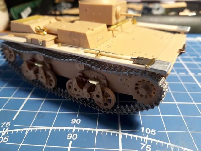Плавающий танк Т-38 ГОТОВО - Страница 4 21230317_m