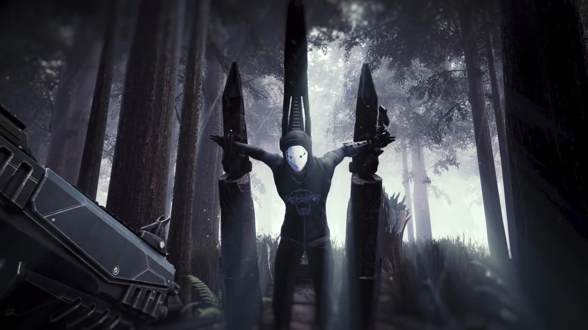 Разработчики Dead By Daylight показали тизер своей новой многопользовательской игры Deathgarden
