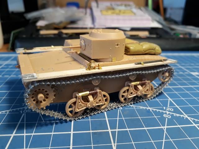 Плавающий танк Т-38 ГОТОВО - Страница 4 21244951_m