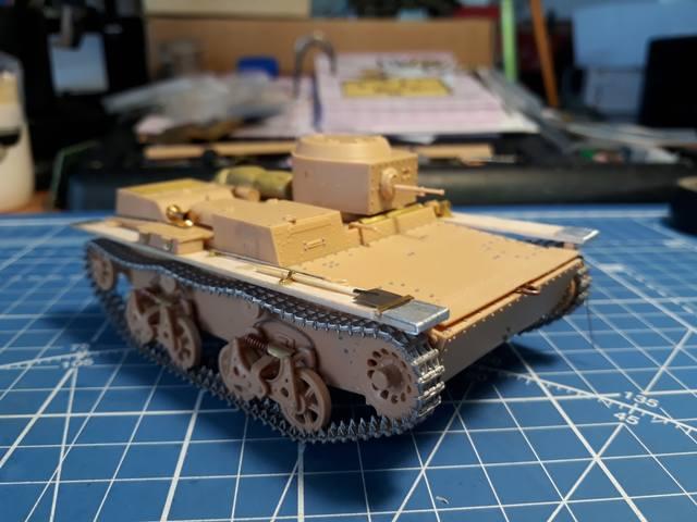 Плавающий танк Т-38 ГОТОВО - Страница 4 21244953_m