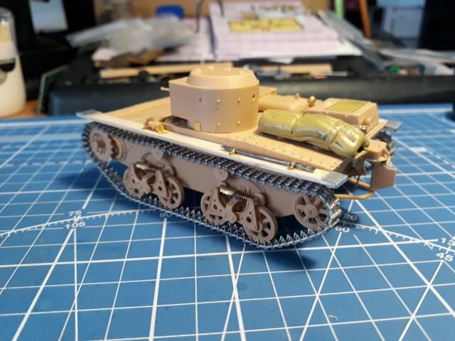 Плавающий танк Т-38 ГОТОВО - Страница 4 21244952_m