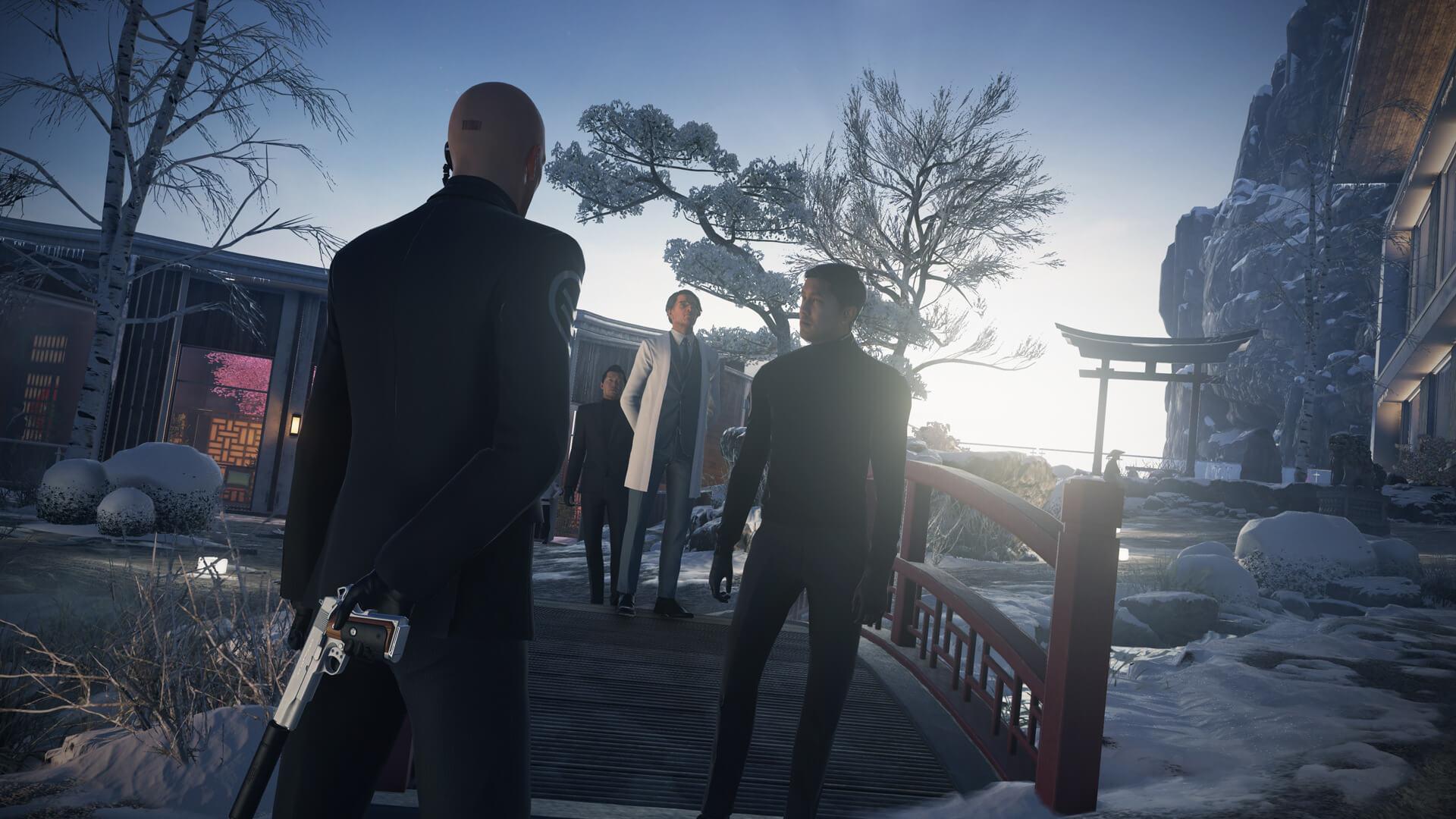IO Interactive анонсировала Hitman: Definitive Edition