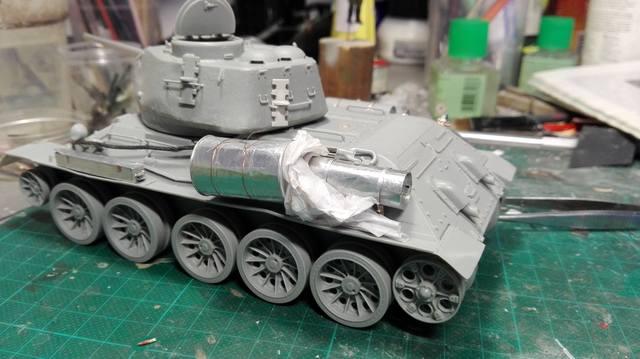 Плавающий танк Т-38 ГОТОВО - Страница 4 21255455_m