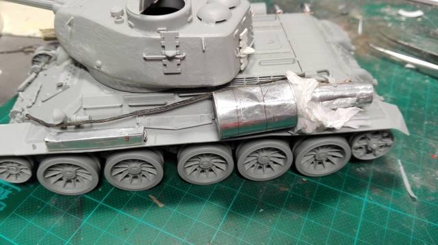 Плавающий танк Т-38 ГОТОВО - Страница 4 21255456_m