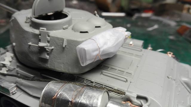 Плавающий танк Т-38 ГОТОВО - Страница 4 21255457_m