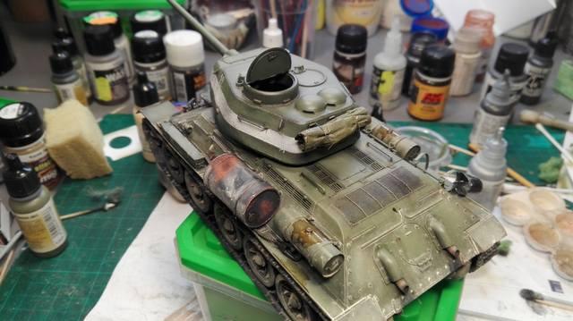 Плавающий танк Т-38 ГОТОВО - Страница 4 21255459_m