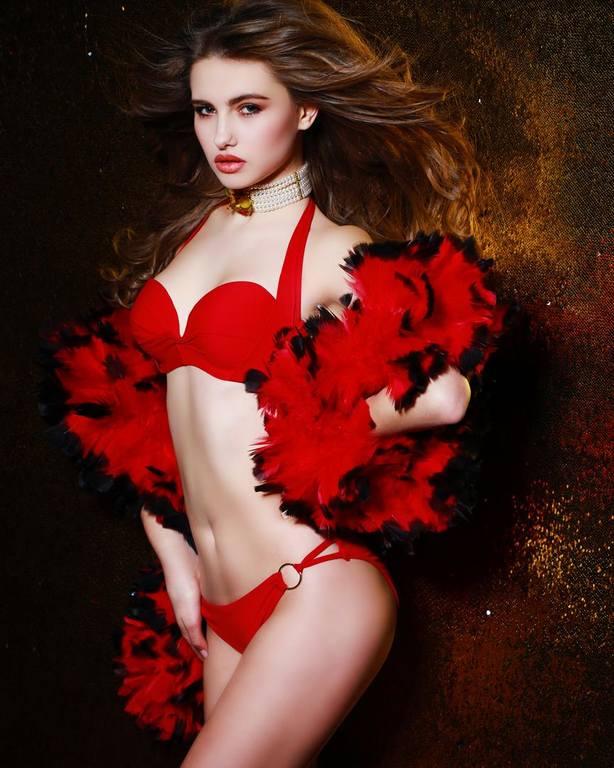 official de candidatas a miss russia 2018. final: 14 de abril. - Página 5 21267284
