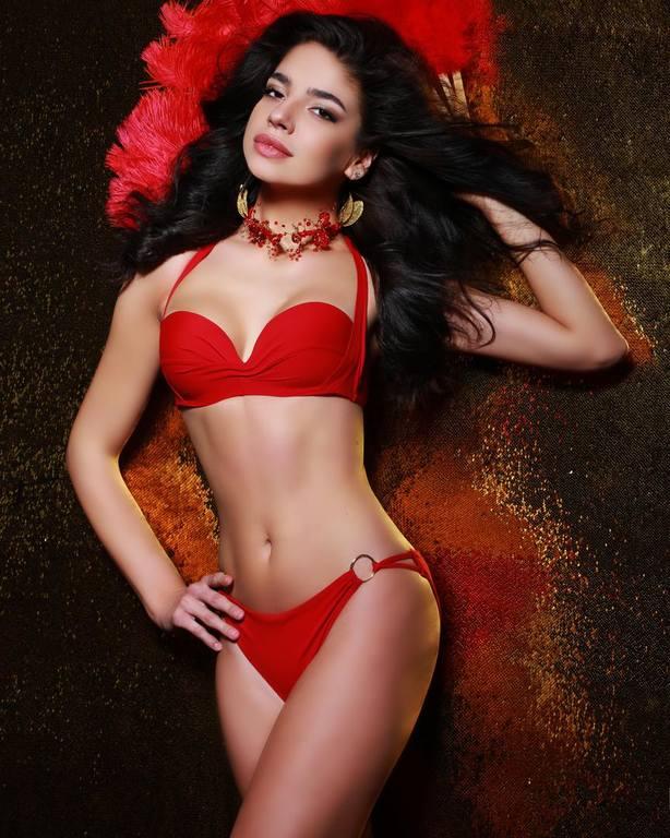 official de candidatas a miss russia 2018. final: 14 de abril. - Página 7 21267353