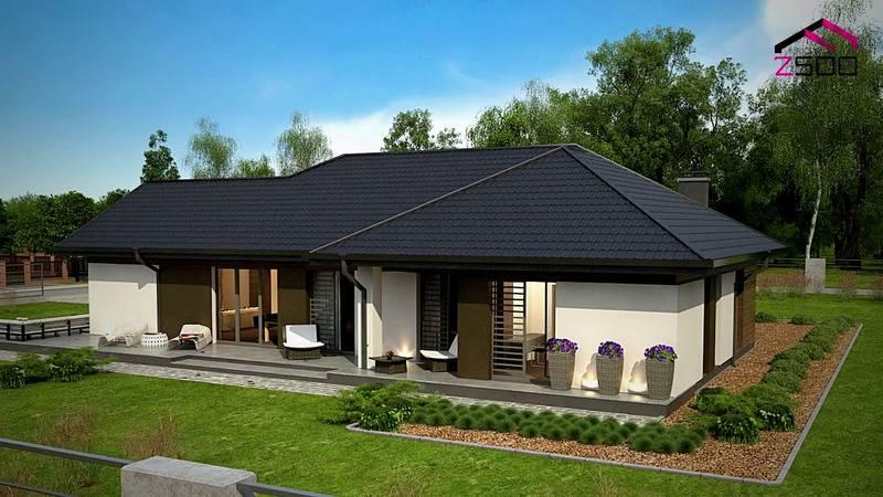 74e9abb0a5cf Z500 Украина – типовые проекты коттеджей и домов, индивидуальное ...