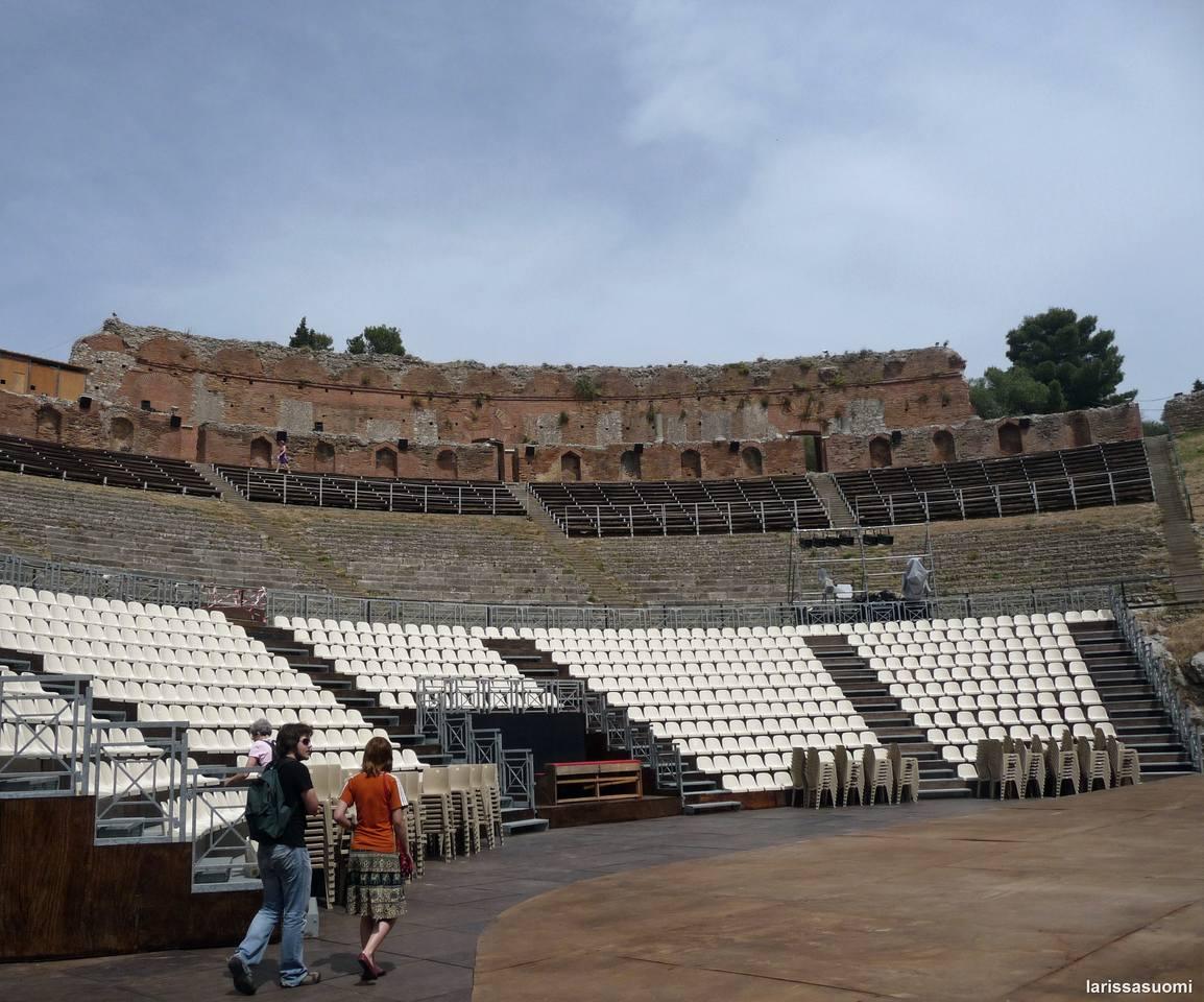 Teatro Greco. (3)