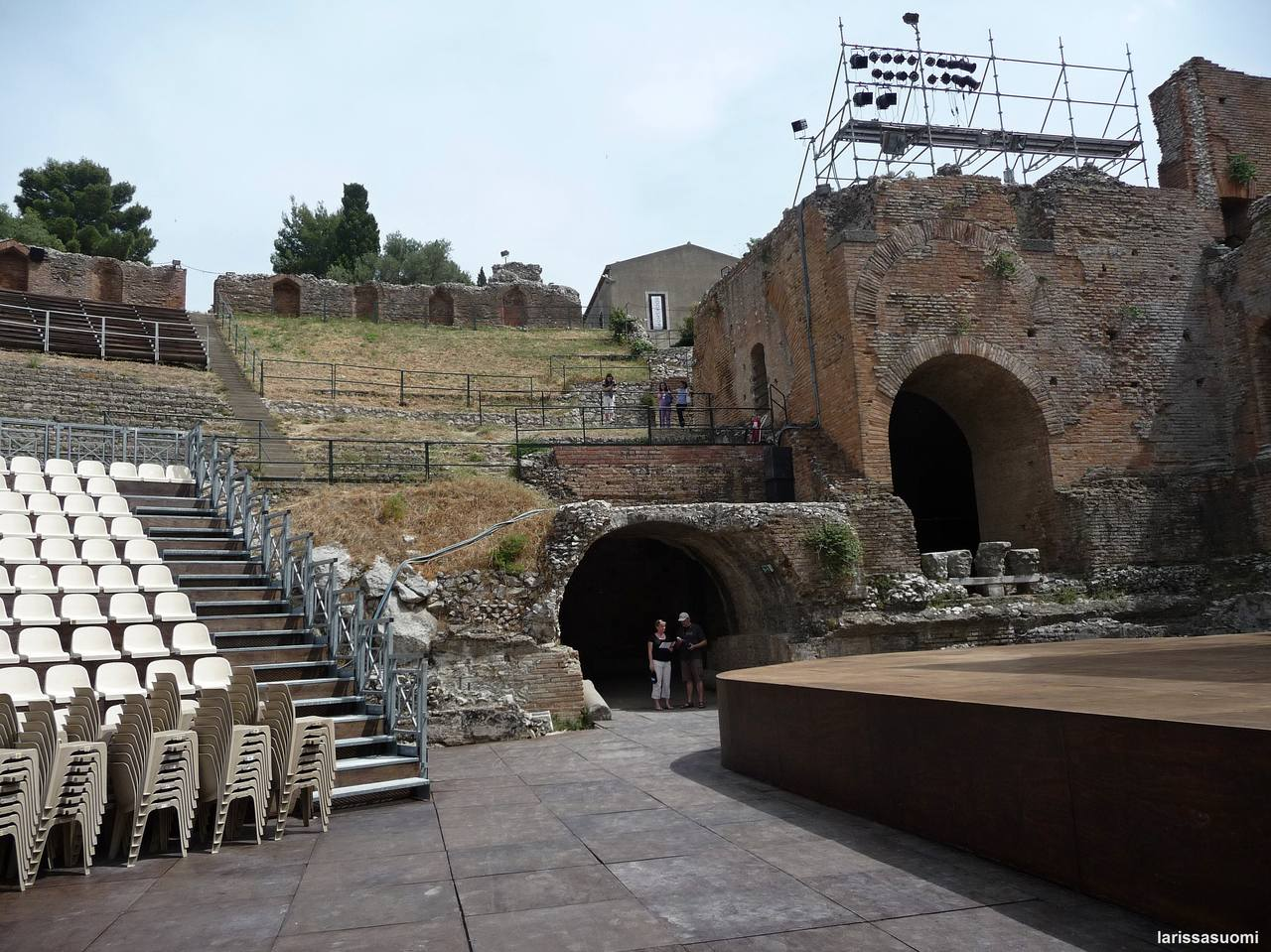 Teatro Greco. (4)