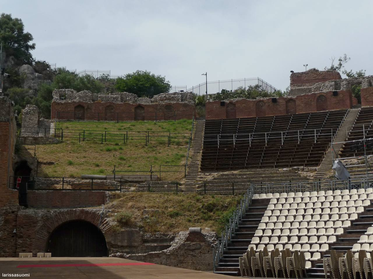Teatro Greco. (7)