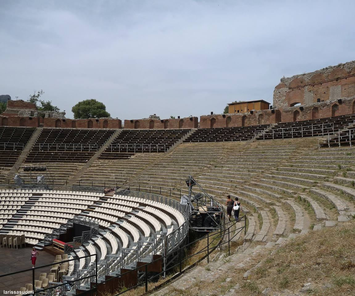 Teatro Greco. (11)