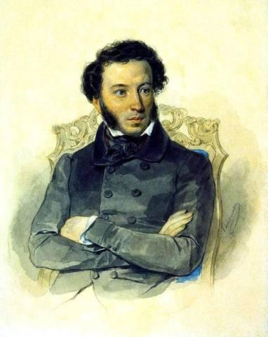 Из жизни и творчества Александра Сергеевича