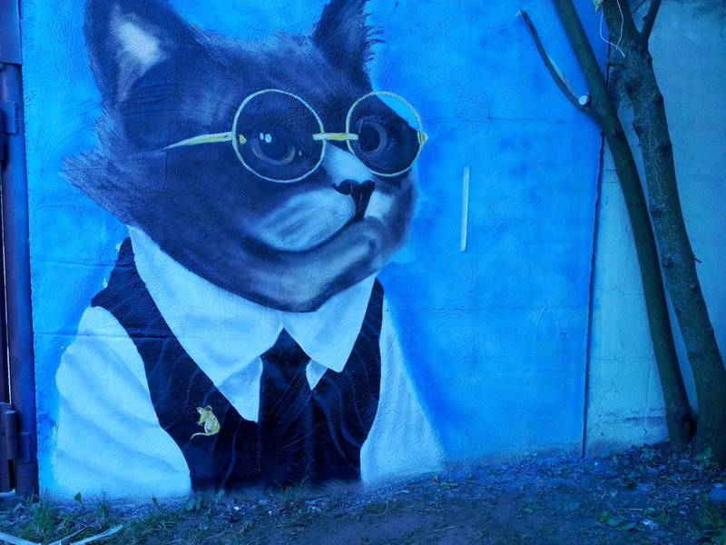 граффити от @teribanana