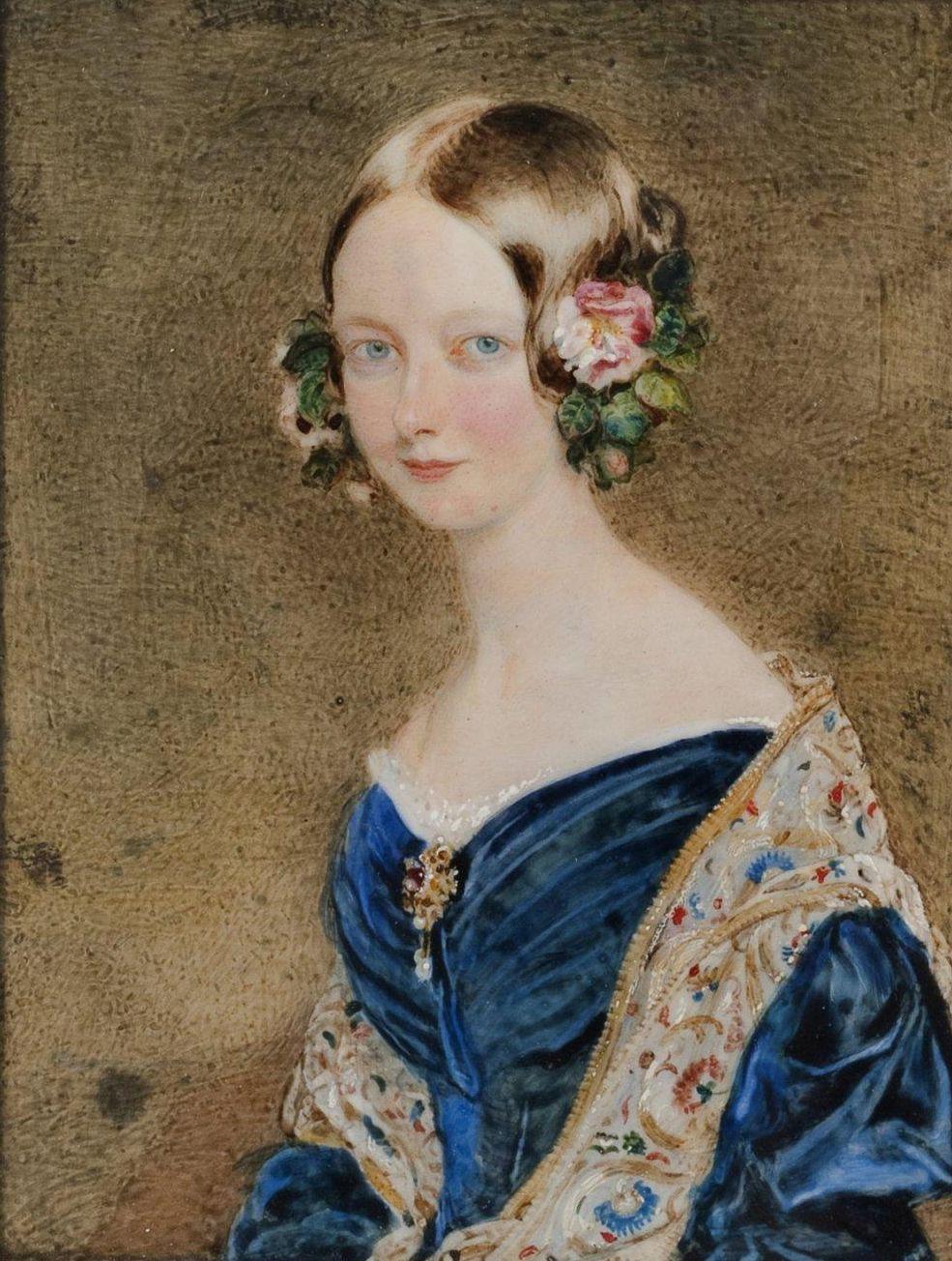 Брачный возраст принцесс, родившихся в 1810-ые