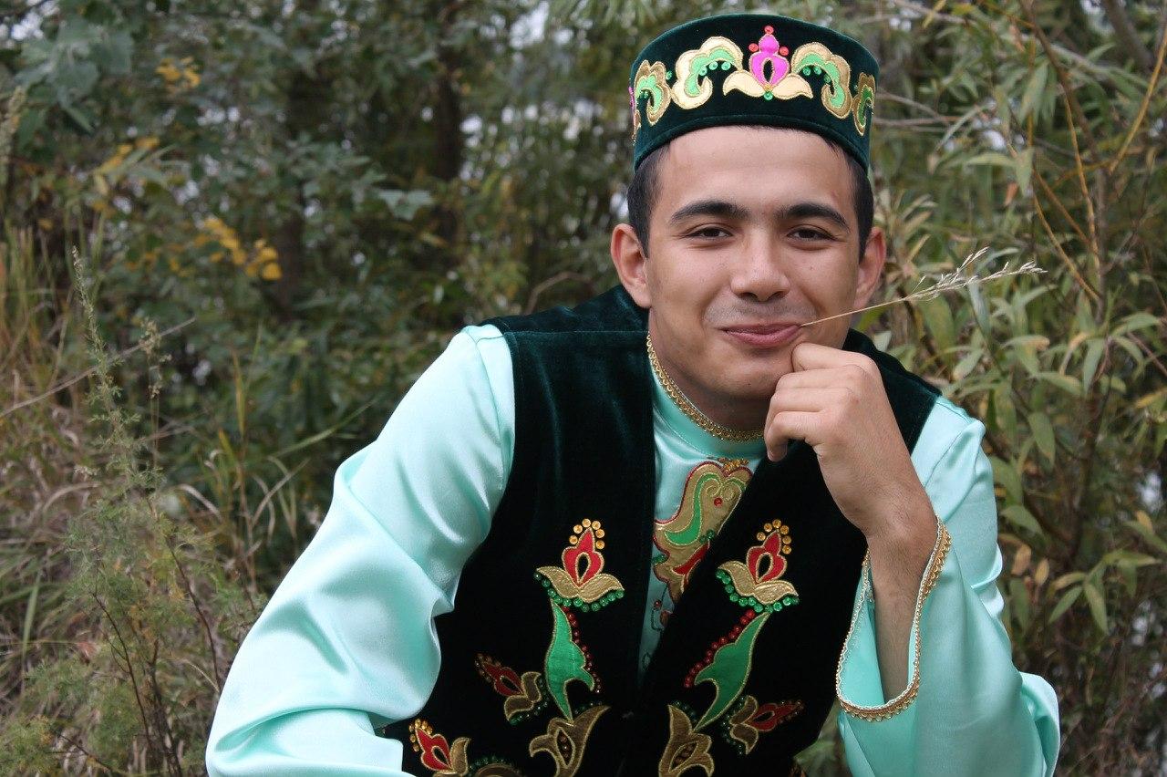 Как выглядят чистокровные татары фото