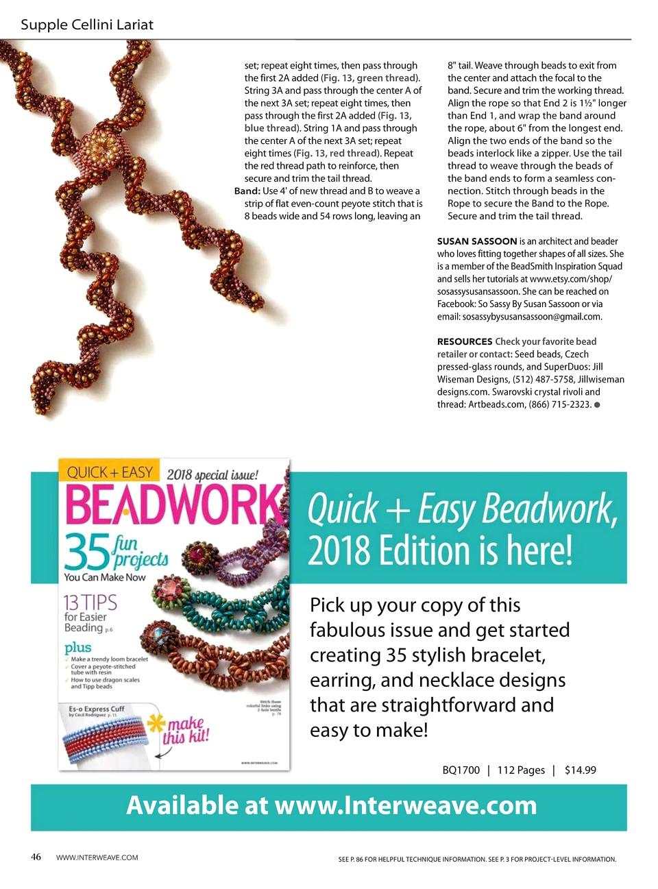 Beadwork - November 2018-49