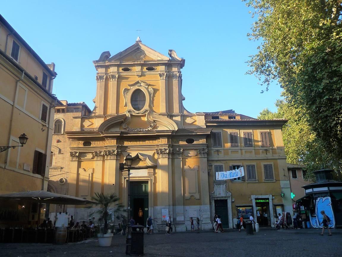 Chiesa S. Arata in Trasteverre (4)