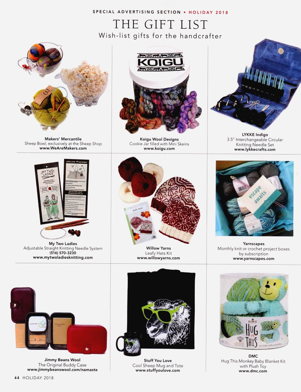 Vogue Knitting Holiday 2018   Обсуждение на LiveInternet