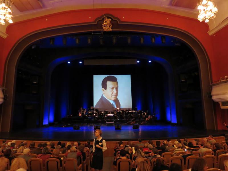Вечер памяти Иосифа Кобзона