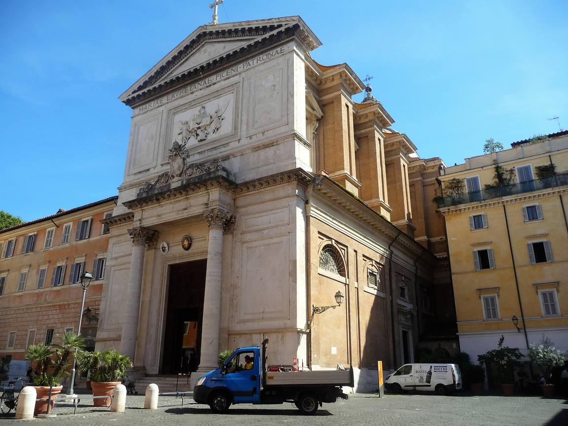 Chiesa di S. Salvatore in Lauro (19)