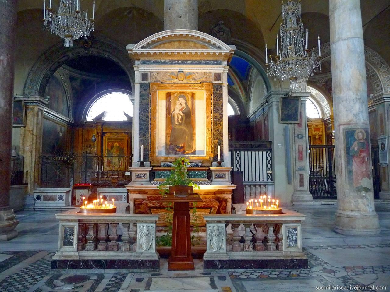 Chiesa S. Maria in Aracoeli (1)