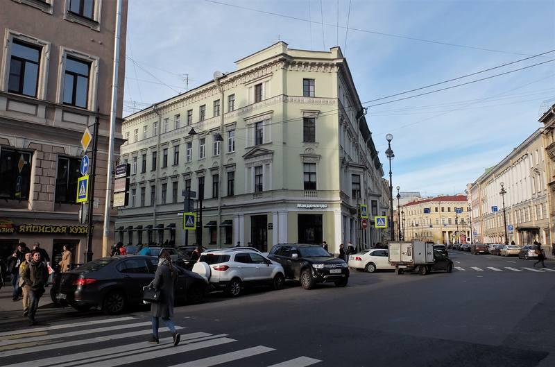 Прекрасный Петербург